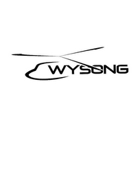 mark for WYSONG, trademark #78934046