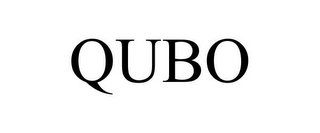 mark for QUBO, trademark #78934874