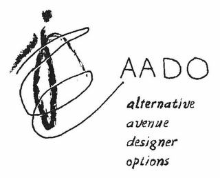 mark for AADO ALTERNATIVE AVENUE DESIGNER OPTIONS, trademark #78934949