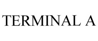 mark for TERMINAL A, trademark #78935029