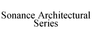 mark for SONANCE ARCHITECTURAL SERIES, trademark #78935230