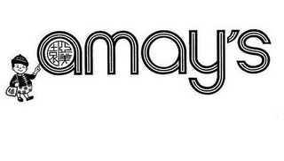 mark for AMAY'S, trademark #78935830