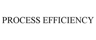 mark for PROCESS EFFICIENCY, trademark #78936025