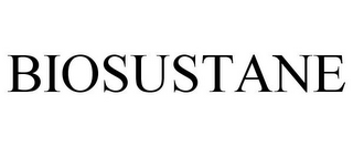 mark for BIOSUSTANE, trademark #78936174
