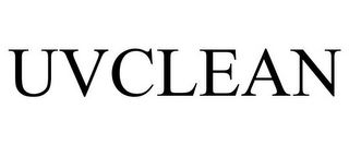 mark for UVCLEAN, trademark #78936571