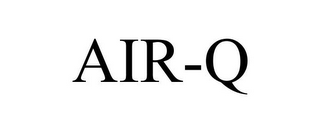 mark for AIR-Q, trademark #78936887
