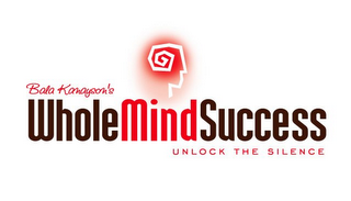 mark for BALA KANAYSON'S WHOLE MIND SUCCESS UNLOCK THE SILENCE, trademark #78937101