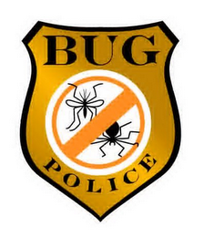 mark for BUG POLICE, trademark #78937238