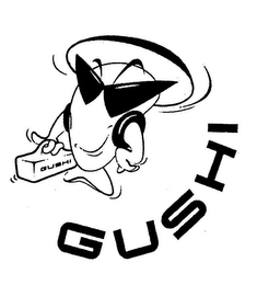 mark for GUSHI, trademark #78937418