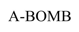 mark for A-BOMB, trademark #78937611