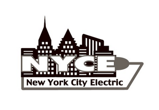 mark for NYCE NEW YORK CITY ELECTRIC, trademark #78937704