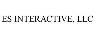 mark for ES INTERACTIVE, LLC, trademark #78937731
