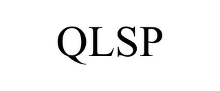 mark for QLSP, trademark #78938056
