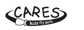 mark for CARES KIDS FLY SAFE, trademark #78939048
