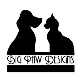 mark for BIG PAW DESIGNS, trademark #78939499