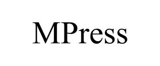 mark for MPRESS, trademark #78940047