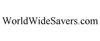 mark for WORLDWIDESAVERS.COM, trademark #78940231
