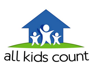 mark for ALL KIDS COUNT, trademark #78940334