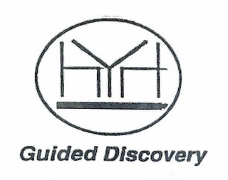mark for HYH GUIDED DISCOVERY, trademark #78940856