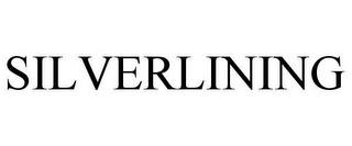 mark for SILVERLINING, trademark #78941058