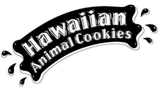 mark for HAWAIIAN ANIMAL COOKIES, trademark #78941681