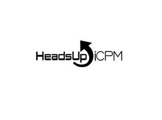 mark for HEADSUP ICPM, trademark #78941973