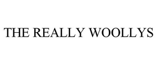 mark for THE REALLY WOOLLYS, trademark #78941990