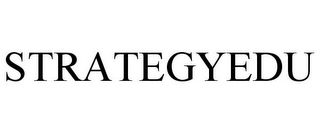 mark for STRATEGYEDU, trademark #78941994