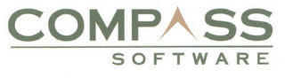 mark for COMPASS SOFTWARE, trademark #78943225