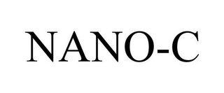 mark for NANO-C, trademark #78943294