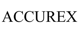 mark for ACCUREX, trademark #78943483