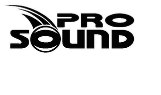mark for PRO SOUND, trademark #78945953