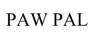 mark for PAW PAL, trademark #78946612