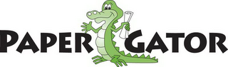 mark for PAPER GATOR, trademark #78949131