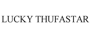 mark for LUCKY THUFASTAR, trademark #78949381