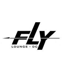 mark for FLY LOUNGE · DC, trademark #78950616