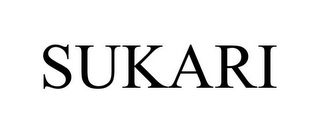 mark for SUKARI, trademark #78950977