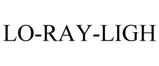 mark for LO-RAY-LIGH, trademark #78952269