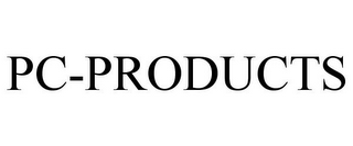 mark for PC-PRODUCTS, trademark #78953111