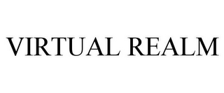 mark for VIRTUAL REALM, trademark #78953169