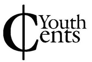 mark for YOUTH ¢ENTS, trademark #78956973