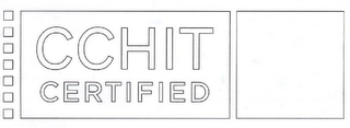 mark for CCHIT CERTIFIED, trademark #78957532