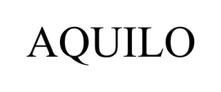 mark for AQUILO, trademark #78958098