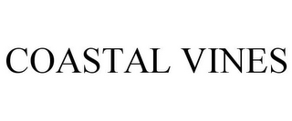mark for COASTAL VINES, trademark #78959082