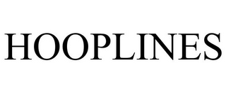 mark for HOOPLINES, trademark #78960067