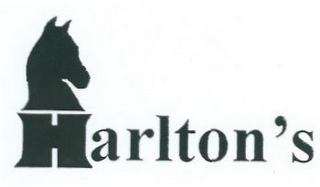 mark for HARLTON'S, trademark #78960777