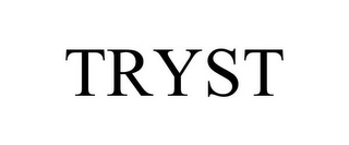 mark for TRYST, trademark #78960979