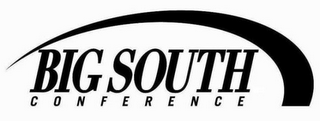 mark for BIG SOUTH CONFERENCE, trademark #78961543