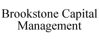 mark for BROOKSTONE CAPITAL MANAGEMENT, trademark #78961650