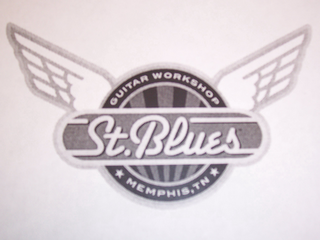 mark for ST. BLUES GUITAR WORKSHOP MEMPHIS, TN, trademark #78962205